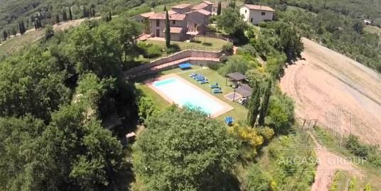Предприятие гостиничного типа в Тоскане