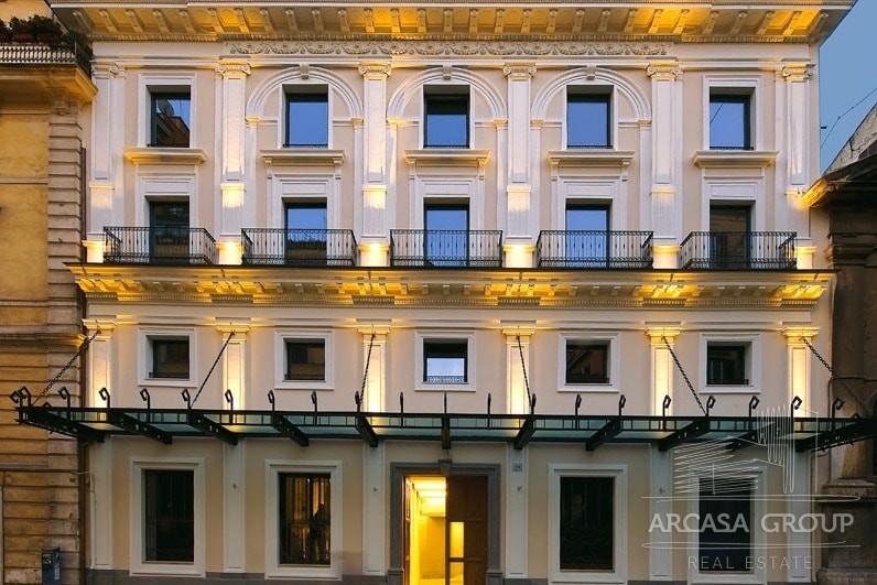 Новая квартира в центре Рима, Рионе Монти