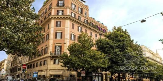Апартаменты в Риме на улице Витторио-Венето
