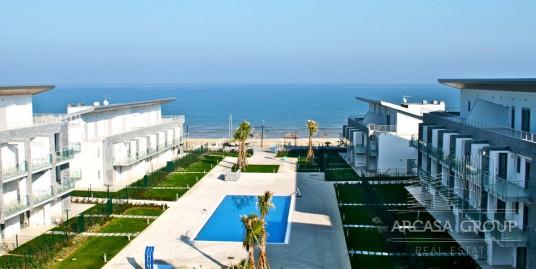 Новые апартаменты у моря в Сильви-Марина