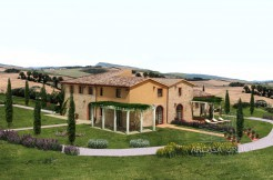 Апартаменты в Тоскане, Италия
