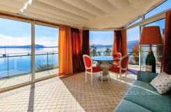 Villa a Monvalle, Lago Maggiore