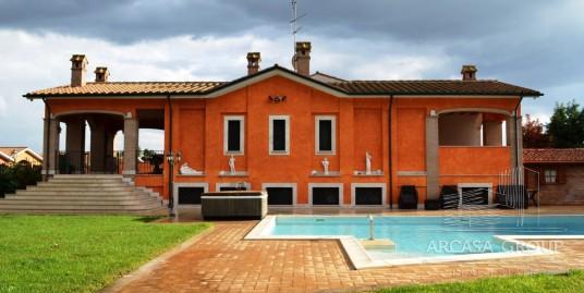 Вилла в Риме, район Валлерано