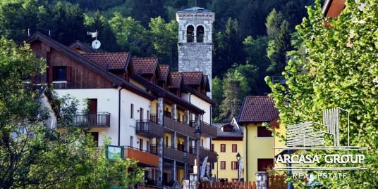 Апартаменты на озере Барчис, Италия