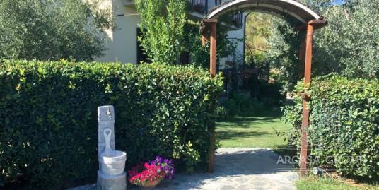 Загородная резиденция в Тоскане