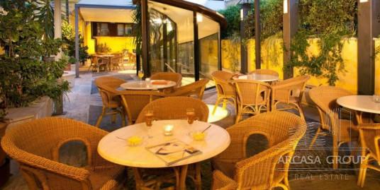 Гостиница рядом с Виа Венето, Рим