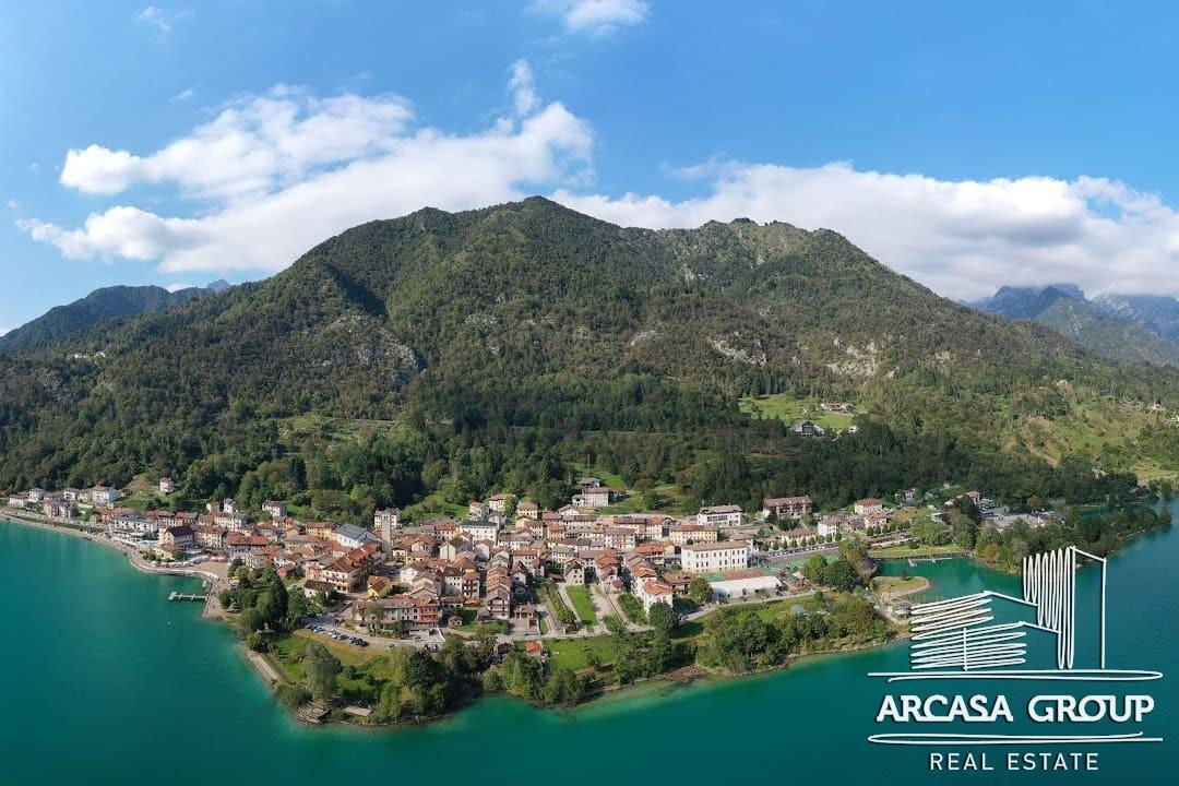 Квартира А9 на озере Барчис, Италия
