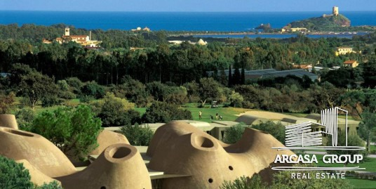Виллы на Сардинии — Курорт Ис Молас
