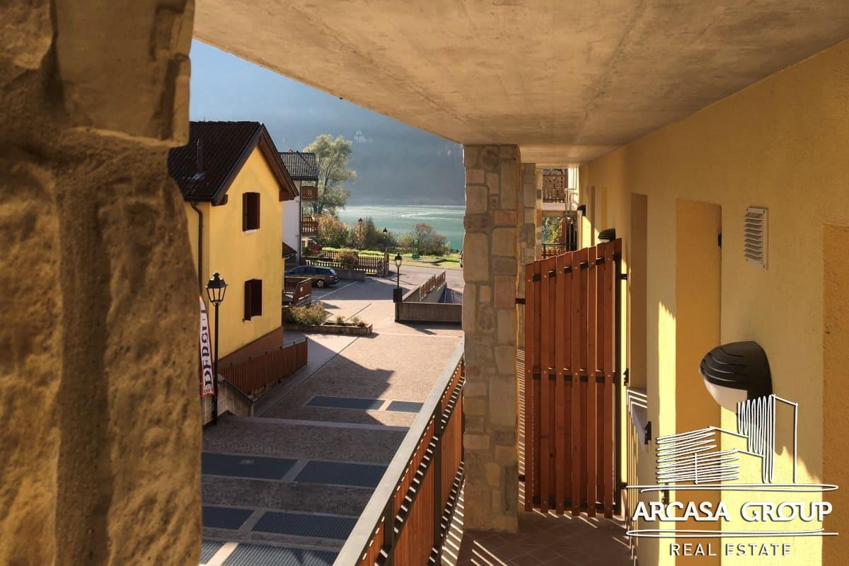 Апартамент А6 на озере Барчис, Италия