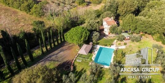 Дом в провинции Гроссето, Тоскана