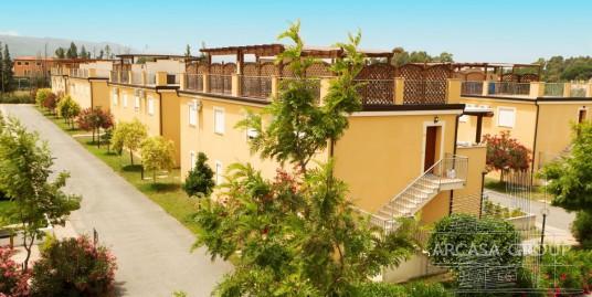 Новые апартаменты у моря в Калабрии