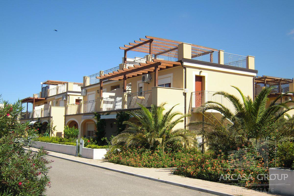 Новые апартаменты в Пиццо, Калабрия