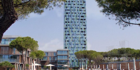 Апартаменты в Лидо-ди-Езоло, Венето