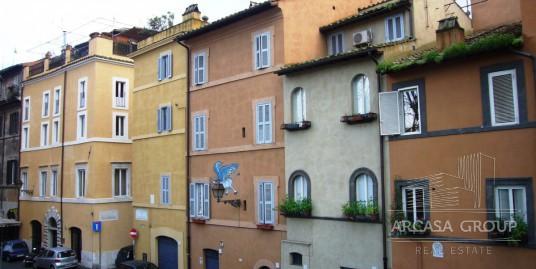 L'appartamento nel centro storico di Roma, Lazio