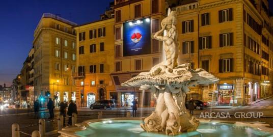 Апартаменты в центре Рима, площадь Барберини