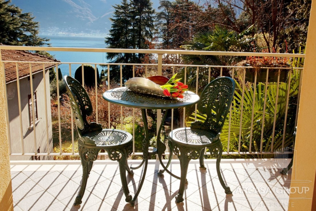 Новые апартаменты в Тремеццо, озеро Комо