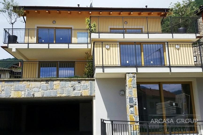 Квартира на озере Комо, Медзегра, Ломбардия