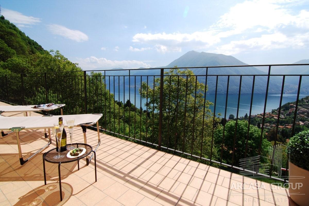 Апартаменты на озере Комо, Ардженьо, Ломбардия