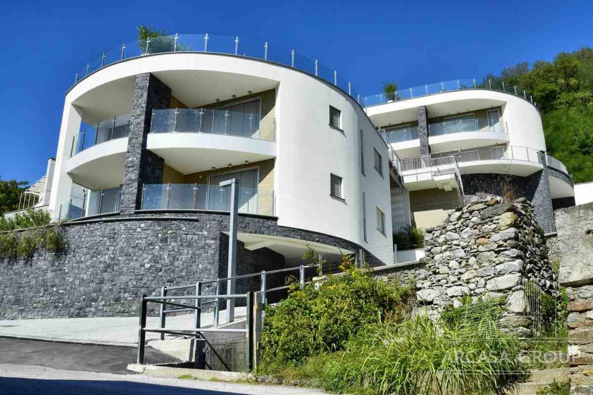Апартаменты на озере Комо, Джера-Ларио, Ломбардия