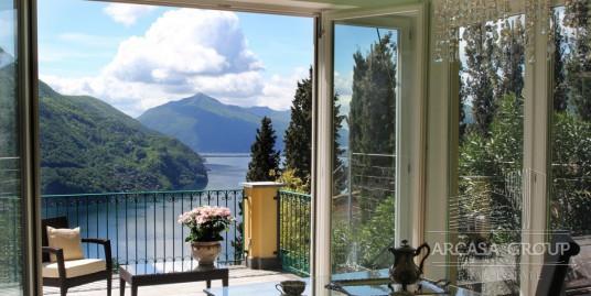 Villa Meraviglia, Lago Lugano, Ruvigliana, Svizzera