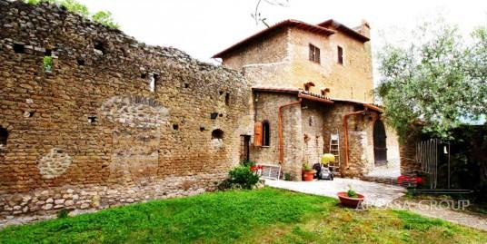 La vecchia casa di campagna a Tivoli