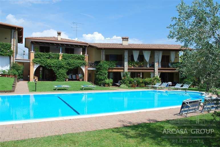 Апартаменты на озере Гарда, Монига-дель-Гарда