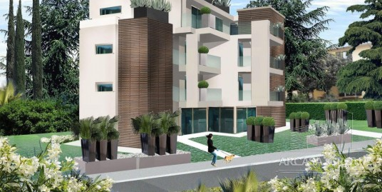 Новые апартаменты на озере Гарда, Ломбардия