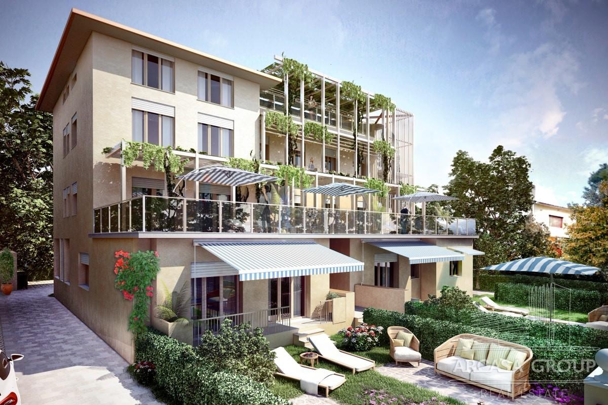 Новые апартаменты в Тиррения, Тоскана