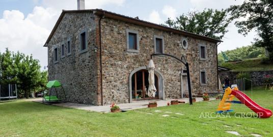 Сampagna di Lajatico, Toscana