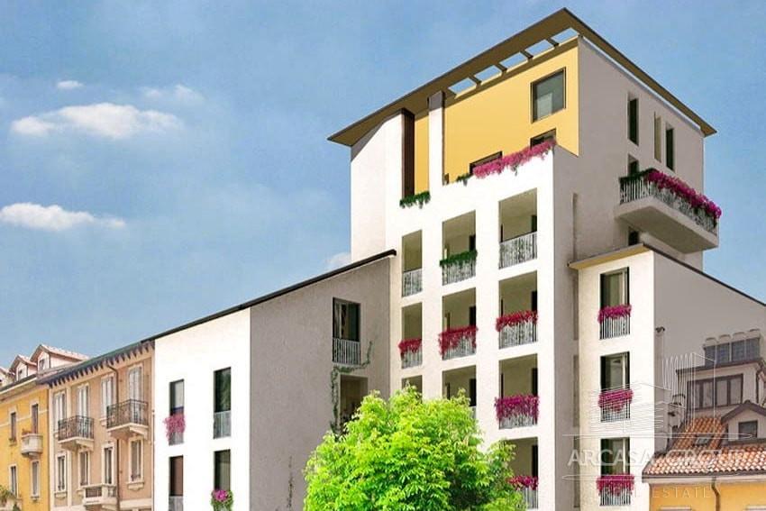 Новые апартаменты в Милане