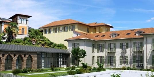 Nuovi moderni appartamenti in villa d'epoca a Menaggio