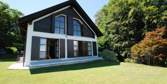 Villa a Gignese vista lago Maggiore