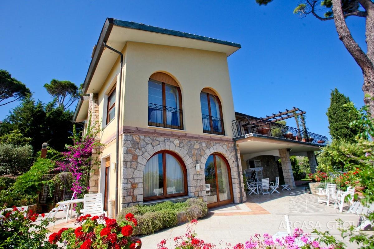 Вилла в Монте-Арджентарио, Тоскана