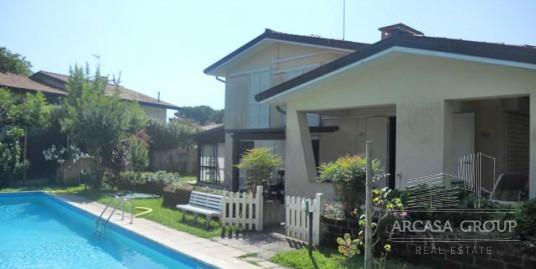 Villa sull'isola di Albarella, Veneto