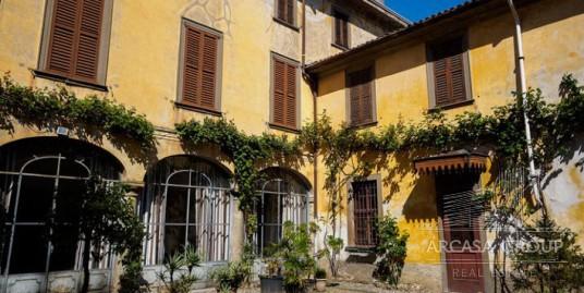 Splendida vecchia Villa Evelina