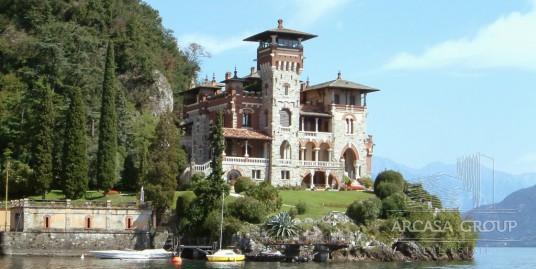 Appartamento in Villa La Gaeta, lago di Como