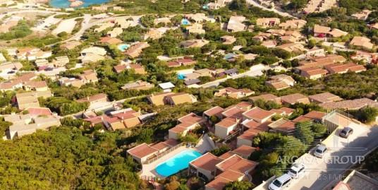 Апартаменты на Сардинии, Коста-Парадизо