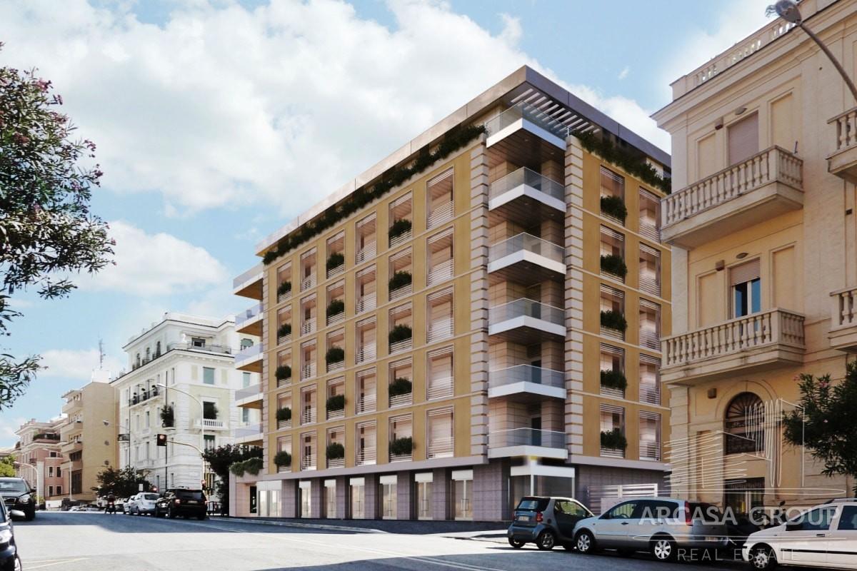 Новые апартаменты в Риме