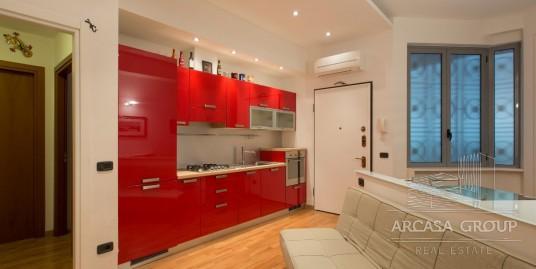Appartamento a Milano, Via Giacomo Zanella