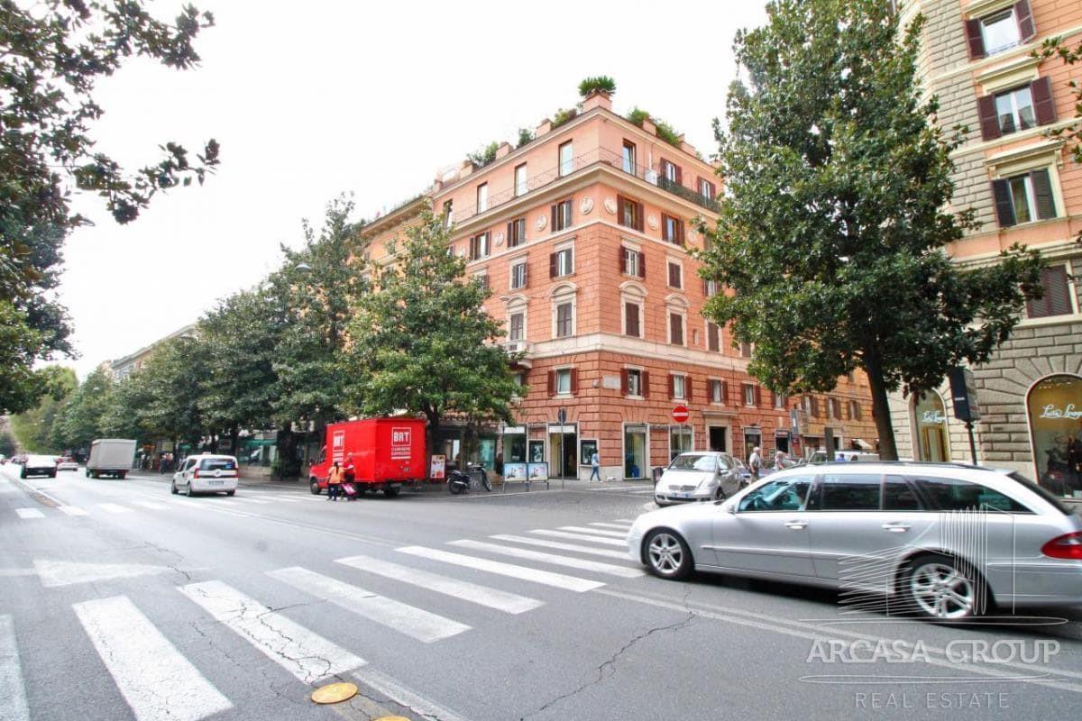 Квартира на улице Витторио Венето, Рим