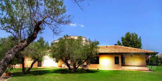 Villa Alexandra a Francavilla al Mare, Abruzzo, Italia