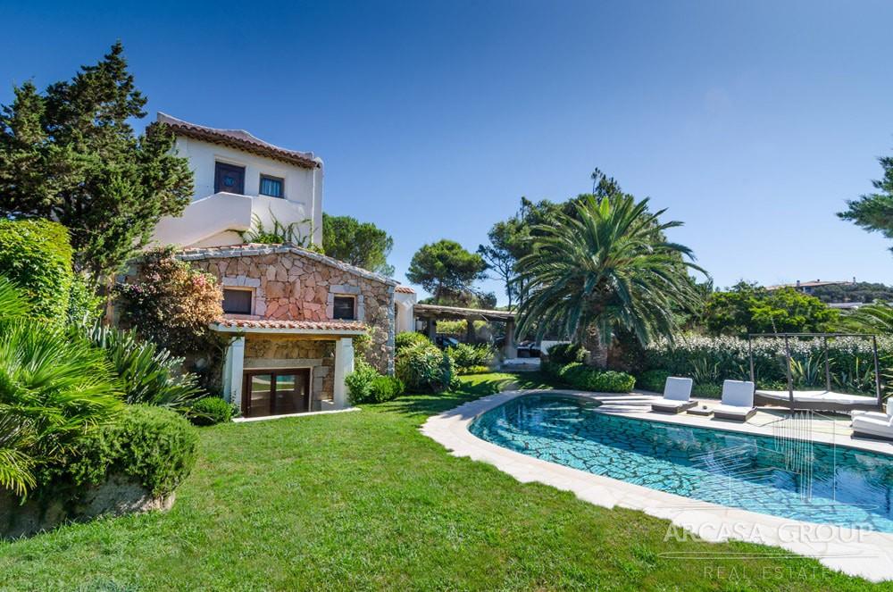 Villa Pascià, Porto Cervo, Liscia di Vacca, Sardegna