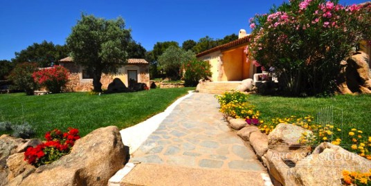 Villa Splendor, Monticanaglia, Sardegna