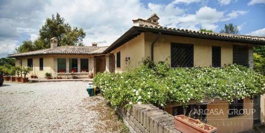 Villa a Campagnano di Roma, Lago di Bracciano