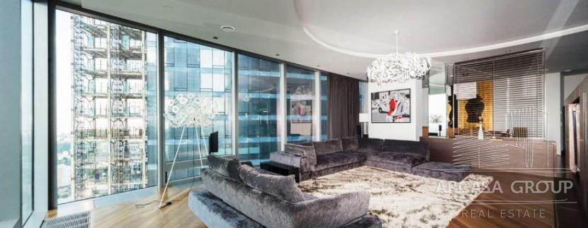 Аренда апартаментов в Москва-Сити