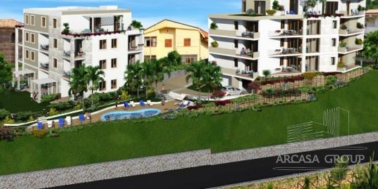Продажа новых апартаментов в Тропеа, Калабрия