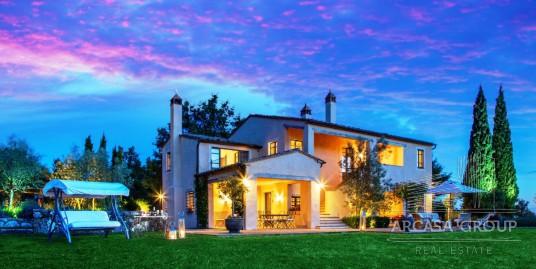 Villa Casa Nuova – Cetona, Toscana, Italia