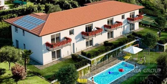 Appartamenti a Ossuccio, Residenza Magnolia