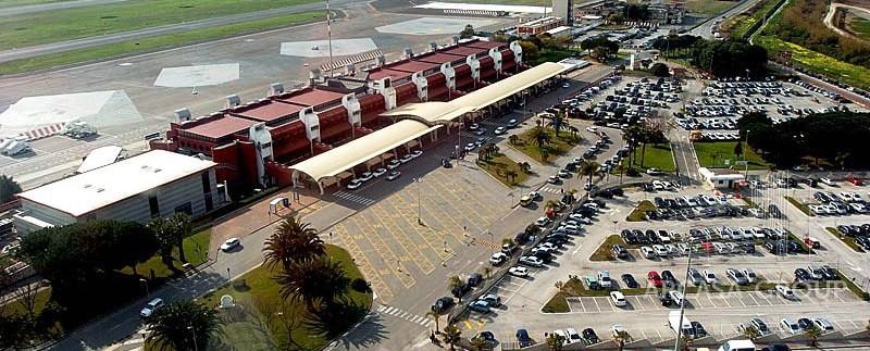 Аэропорт в Калабрии