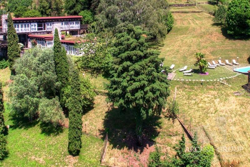 Вилла с видом на озеро Комо, Ломбардия